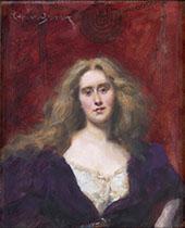 Natalie Barney c1900 By Charles Auguste Emile Durand (Carolus-Duran)