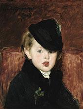 Portrait de Louis Ghemar I'aine 1871 By Charles Auguste Emile Durand (Carolus-Duran)