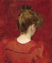 Study of Lilia By Charles Auguste Emile Durand (Carolus-Duran)