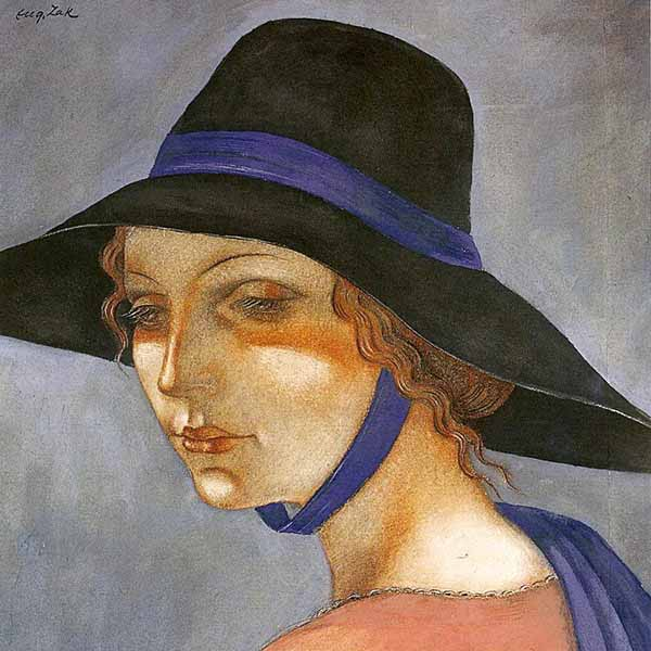 Oil Painting Reproductions of Eugene Zak