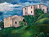 French Landscape By Eugene Zak