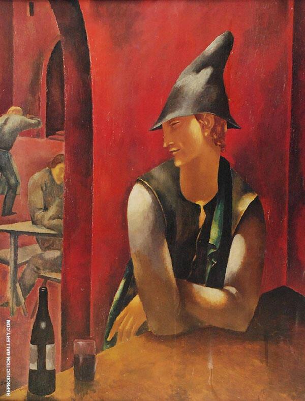 In The Cabaret By Eugene Zak