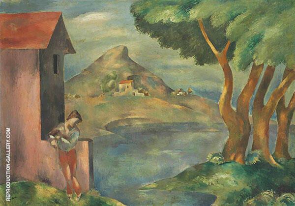 Landscape By Eugene Zak