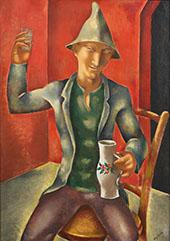The Drinker By Eugene Zak