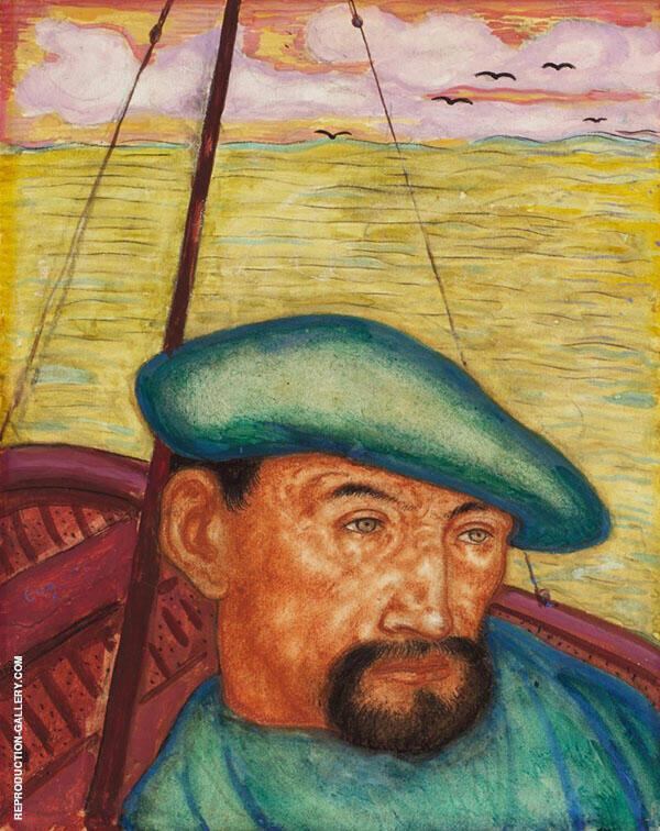 The Sailor By Eugene Zak