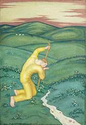 The Shepherd By Eugene Zak