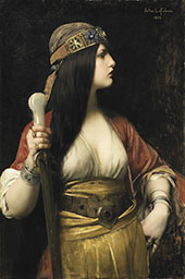 Judith 1892 By Jules Joseph Lefebvre