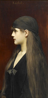 Rachel By Jules Joseph Lefebvre
