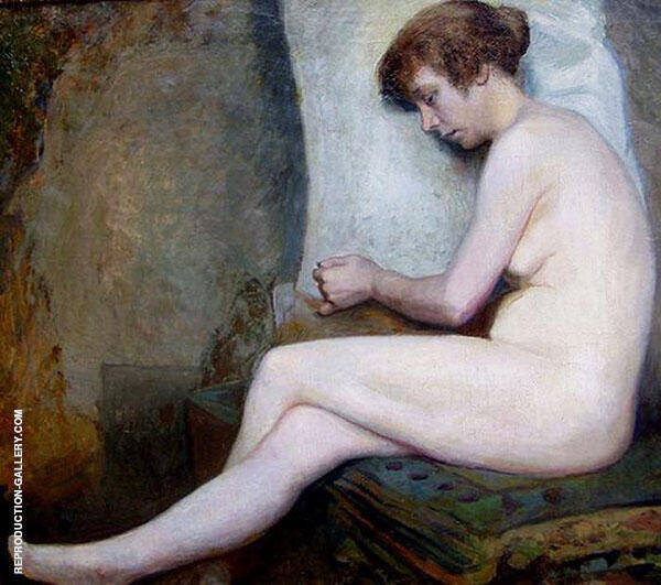 Susanne Painting By Jules Joseph Lefebvre - Reproduction Gallery