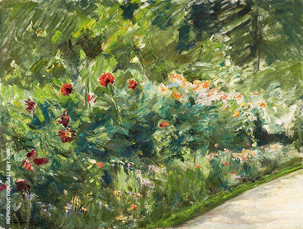 Garden to The Southwest 1926 By Max Liebermann