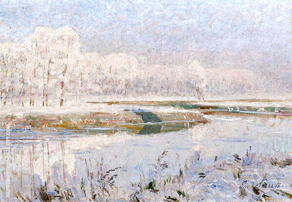 December 1892 By Emile Claus