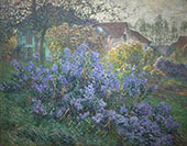 The Asters 1906 By Emile Claus
