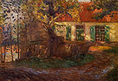 The Farm 1904 By Emile Claus