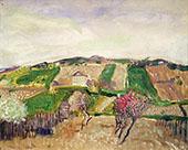 Spring 1906 By Richard Gerstl