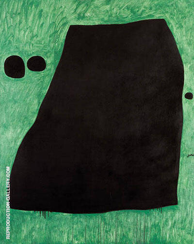 Paysage Painting By Joan Miro - Reproduction Gallery