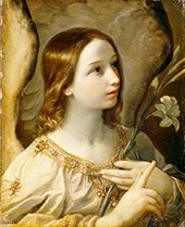 The Archangel Gabriel By Guido Reni