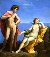 Bacchus and Ariadne 1619 By Guido Reni
