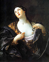 Death of Cleopatra 1595 By Guido Reni