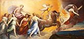 Laurora 1614 By Guido Reni