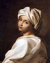 Portrait of Beatrice Cenci 1577 By Guido Reni