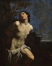 Saint Sebastian 1625 By Guido Reni