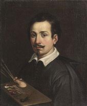 Self Portrait 1602 By Guido Reni