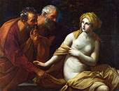 Susannah and The Elders By Guido Reni