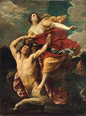The Rape of Deianira 1621 By Guido Reni