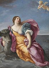 The Rape of Europa 1630 By Guido Reni