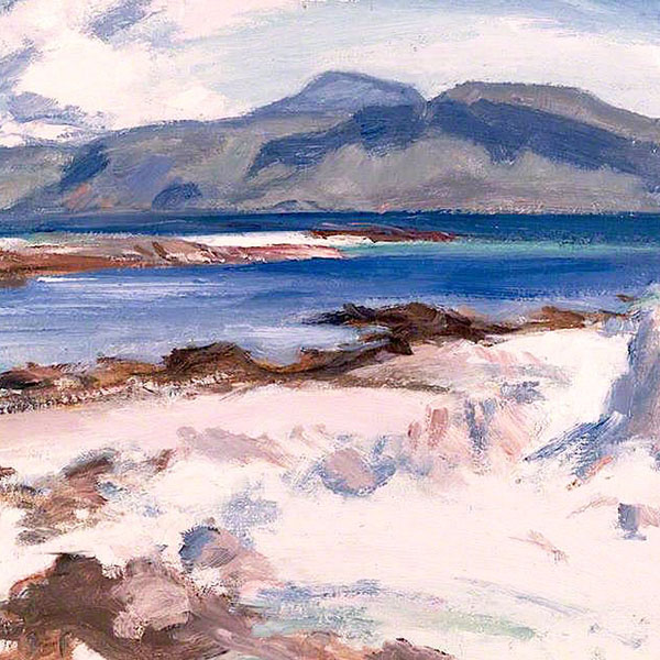 Oil Painting Reproductions of Samuel John Peploe
