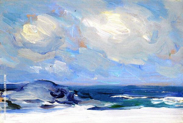 Barra By Samuel John Peploe