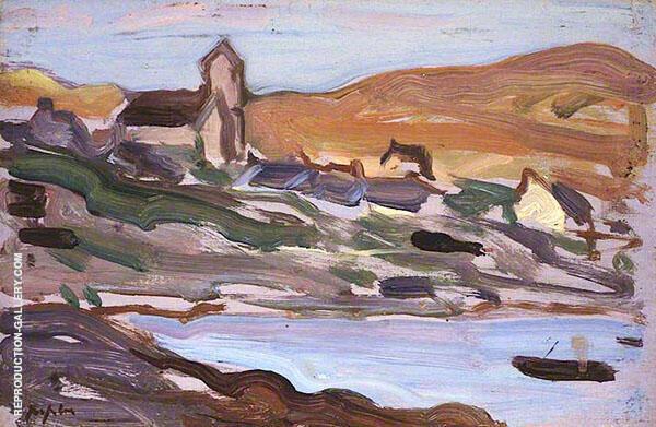 Barra 1903 By Samuel John Peploe