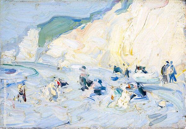 Berneval France 1904 By Samuel John Peploe