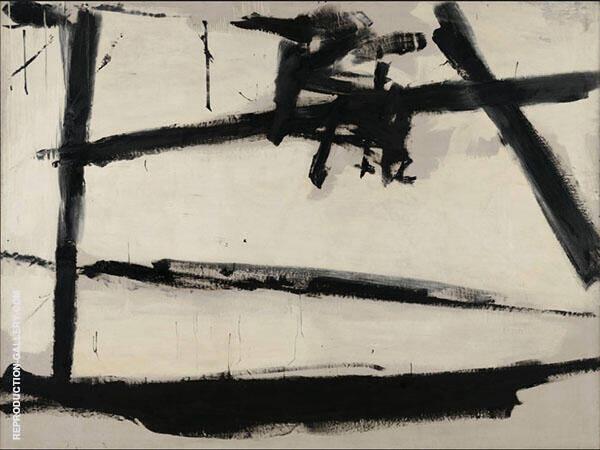 No 2 1954 By Franz Kline