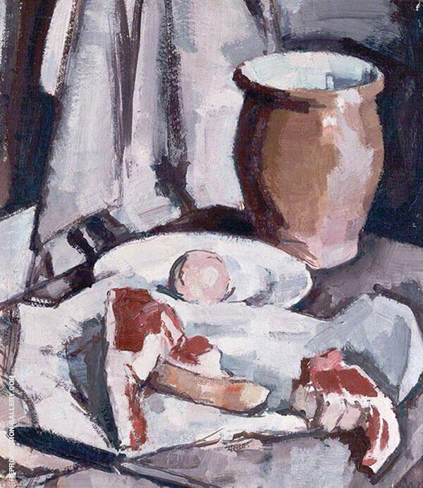 Chops Painting By Samuel John Peploe - Reproduction Gallery