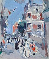 Paris Plage By Samuel John Peploe