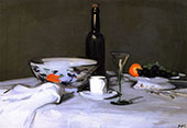 The Black Bottle 1905 By Samuel John Peploe