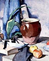 The Brown Crock 1925 By Samuel John Peploe