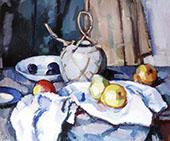 The Ginger Jar c1926 By Samuel John Peploe
