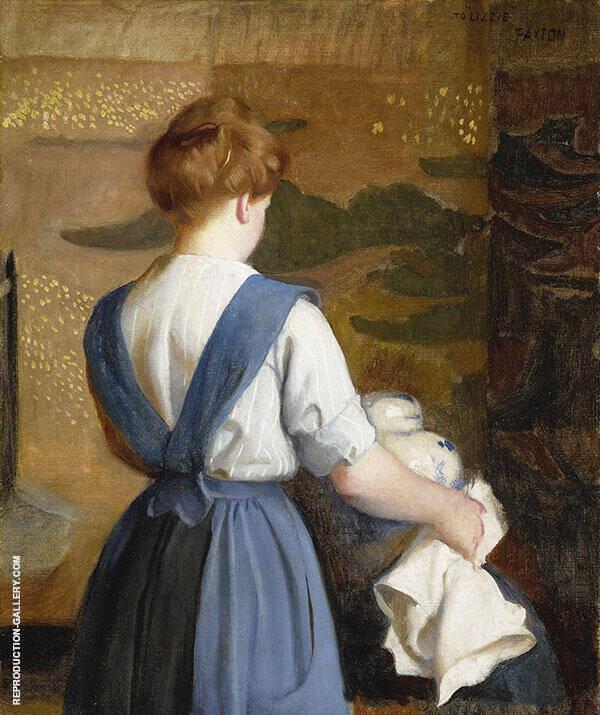 Lizzie 1911 By William M Paxton