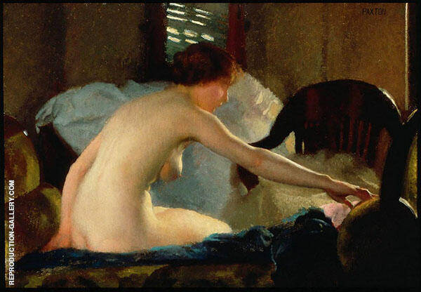 Nude By William M Paxton