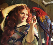 Reddy and The Macaw By William M Paxton
