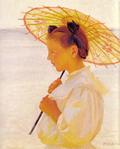 The Chinese Parasol By William M Paxton