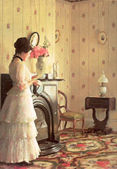 The Front Parlor By William M Paxton