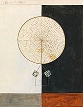 Untitled 1920 By Hilma AF Klint