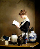 The Housemaid By William M Paxton