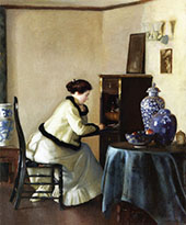 The Letter By William M Paxton