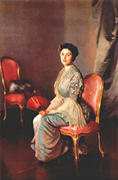 The Red Fan By William M Paxton