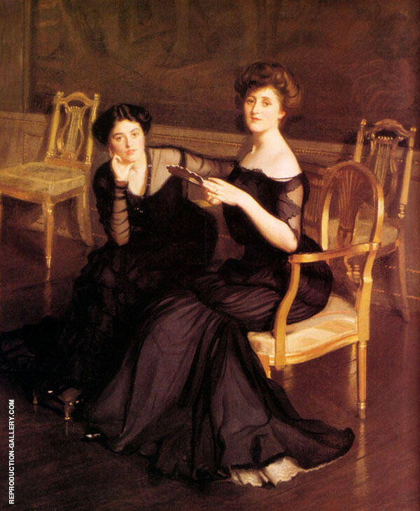 The Sisters By William M Paxton
