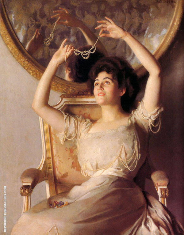 The String of Pearls By William M Paxton